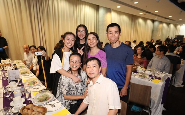 Dinner for Families of the Incoming Class of 2019 and Formal Hall Dinner