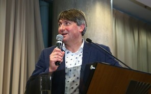 Morningside welcomes Distinguished Visitor Simon Armitage
