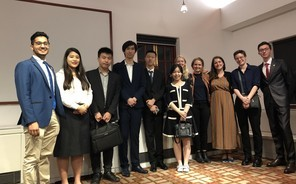 Students attend Asia Society Event on the future of Sino-American relations