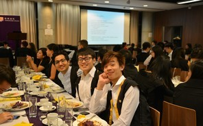 Creating Impact Across Disciplines: Prof. Rossa Chiu Speaks at Formal Hall Dinner