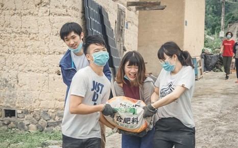 Morningsiders Return to Fujian Tulous for Service Learning Programme