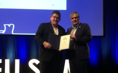 Professor Colin Graham Elected Honorary Fellow of the European Society for Emergency Medicine (EUSEM)